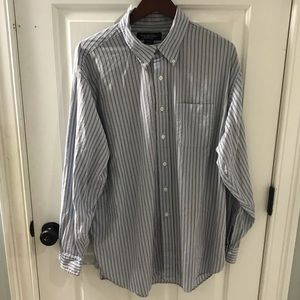 Brooks Brothers Country Club Button Down Size XL/R